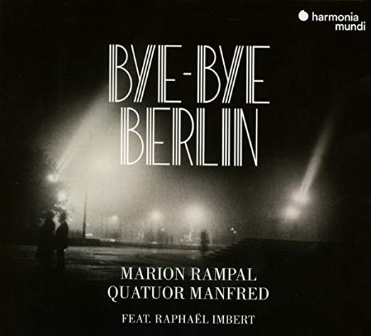 Bye Bye Berlin CD cover