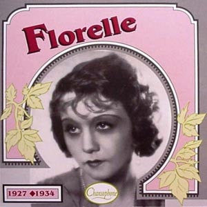 CD cover of Florelle - Florelle