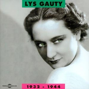 CD cover of Lys Gauty - 1932-1944 - CD 1