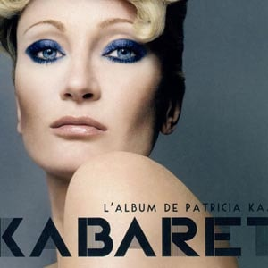 CD cover of 'Kabaret' by Patricia Kaas